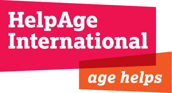 HelpAge Logo age helps