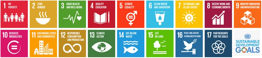 The 17 Sustainable Development Goals are an urgent call for action by all countries in a global partnership.