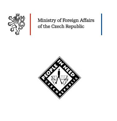 Logo MFA si PIN vertical